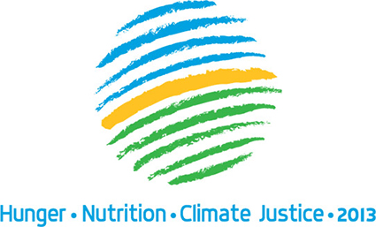 Hunger, Nutrition, Climate Justice Conference being held in Dublin Castle on April 15th and 16th
