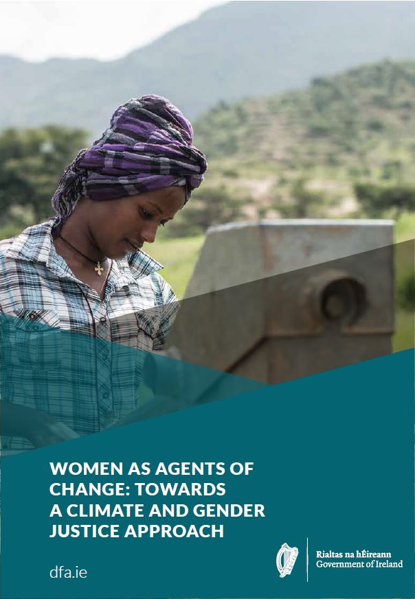 Women as Agents of Change: Towards a Climate and Gender Justice Approach